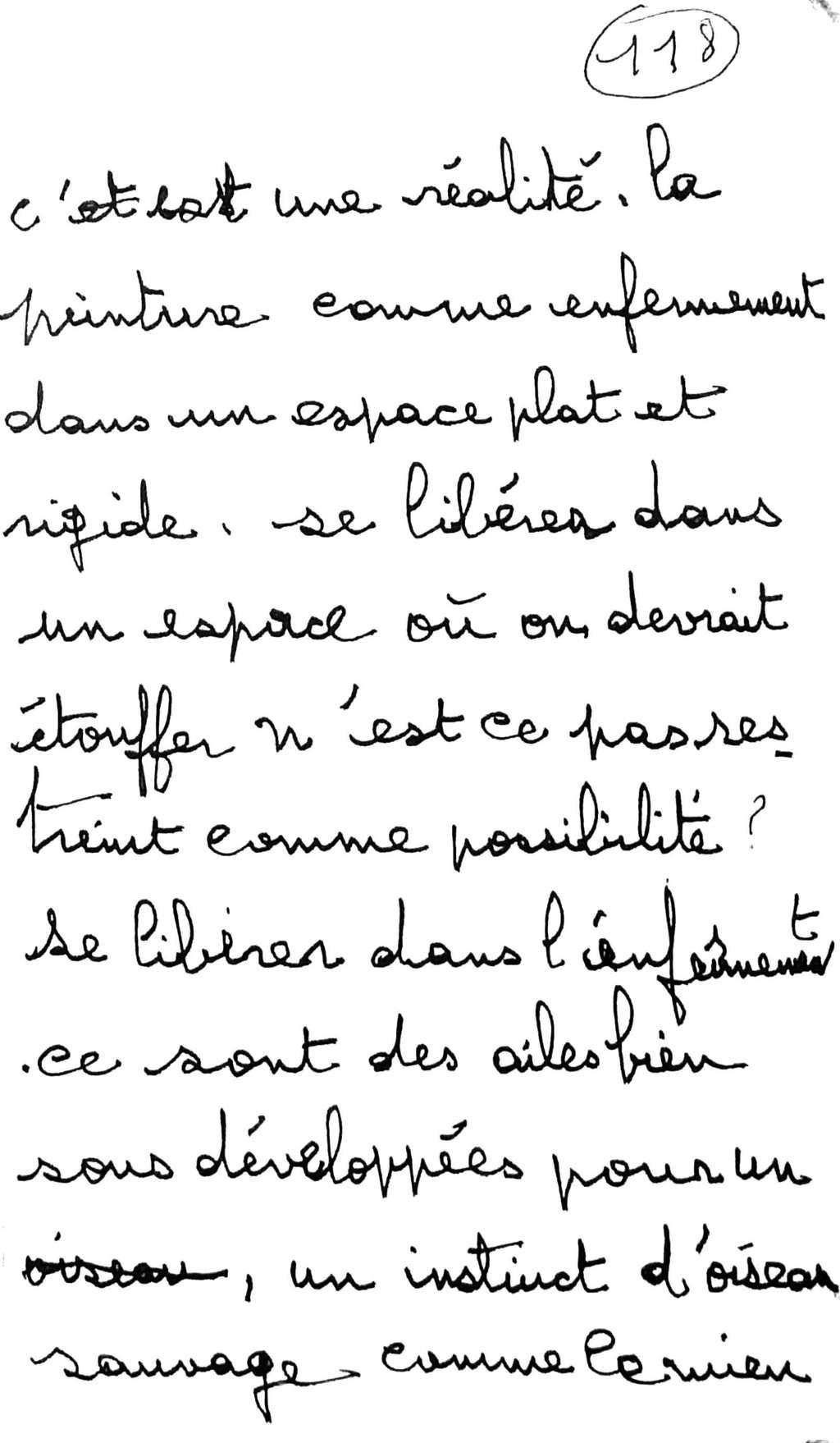 manuscrit du poème 2562