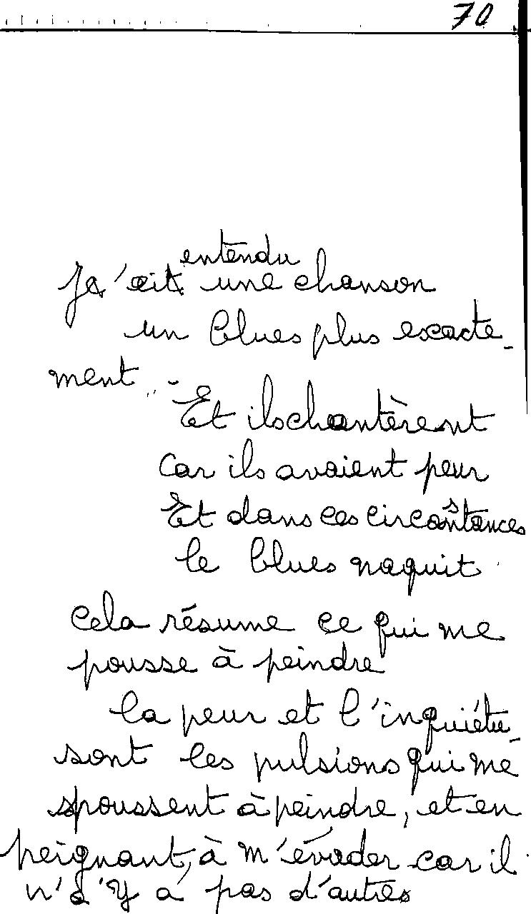 manuscrit du poème 2480b